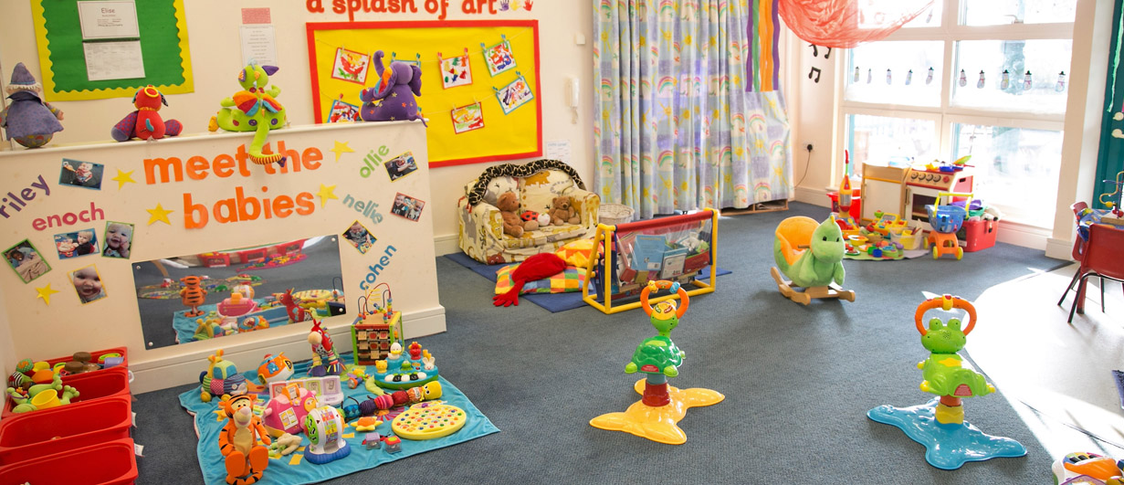 Rocking Horse Nursery Broomhill Hucknall